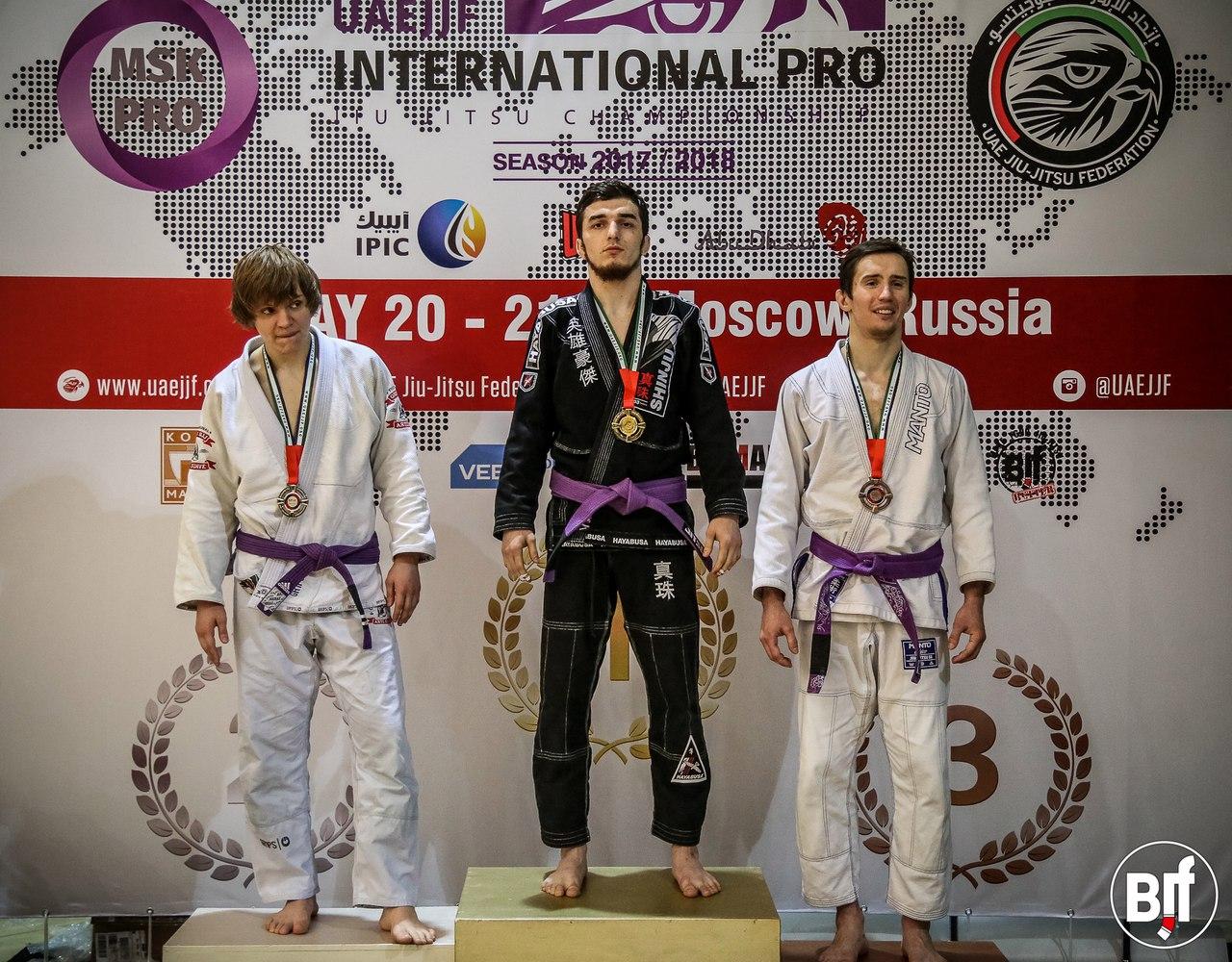 UAEJJF Internatioan Pro Moscow